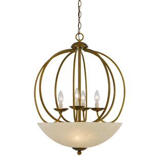 Darby Home Co Madelyn 7-Light Pendant