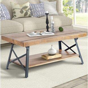 Gracie Oaks Alladin Coffee Table