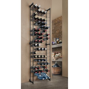50 Bottle Floor Wine Rack by Metaltex