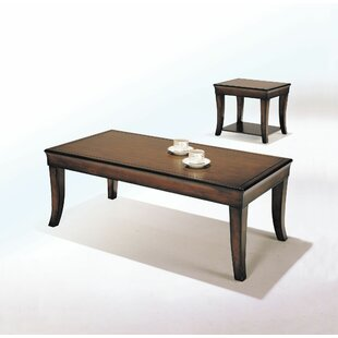 Darby Home Co Amezcua 2 Piece Coffee Table Set