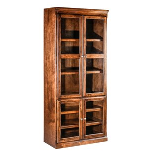 Mission Alder Standard Bookcase  by Forest Designs