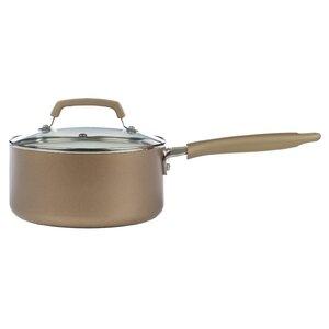 Pure Living 3-qt. Saucepan with Lid