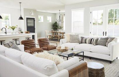 Modern Living Room Design & Home Design Ideas \u0026 Photos | Wayfair