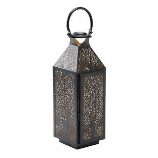 Top Reviews Metal Lantern By Plow & Hearth
