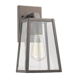 Brill LED Outdoor Wall Lantern