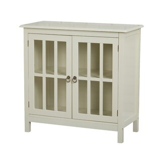 Low price Purdue with Wooden Top 2 Door Accent Cabinet Beachcrest Home