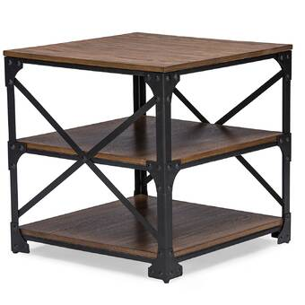 Foundry Select Mcalester End Table Wayfair