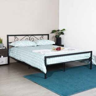 Braggs Double (4'6) Bed Frame By Brambly Cottage