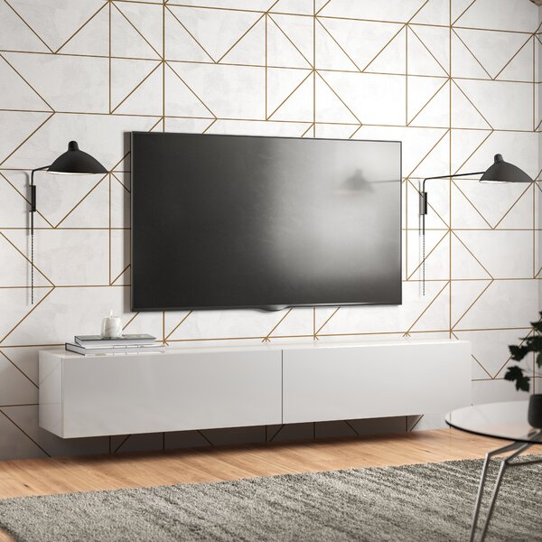 Modern Contemporary Modern Tv Wall Units Allmodern