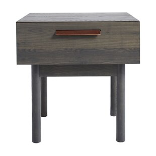 Blu Dot Shale 1 Drawer Nightstand