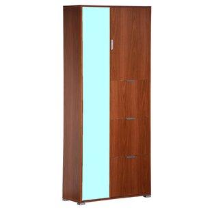 Dowitcher 5 Door Wardrobe By Ebern Designs