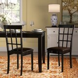 Rothe Solid Wood Dining Chair (Set of 2) by Charlton Home®