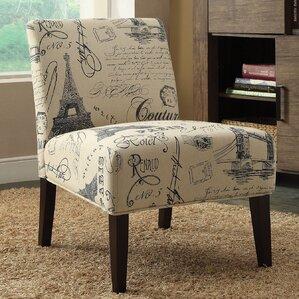 Avalon Slipper Chair by A&J Homes Studio