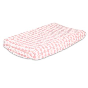 Best Choices Swan Changing Pad Cover ByThe Peanut Shell