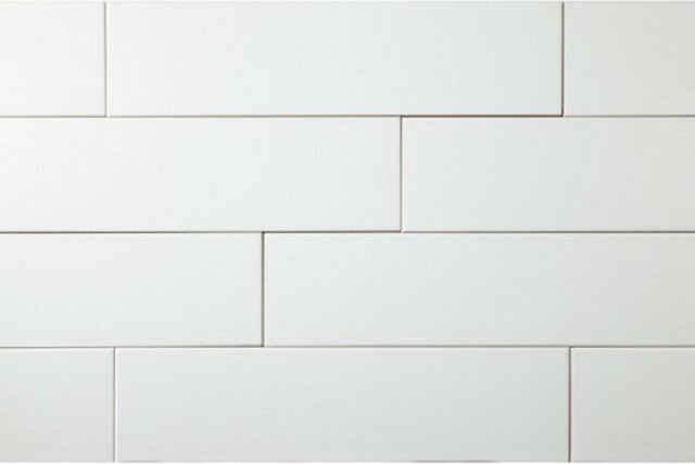 Value Series 4 X 16 Ceramic Subway Tile In Bright Glossy White