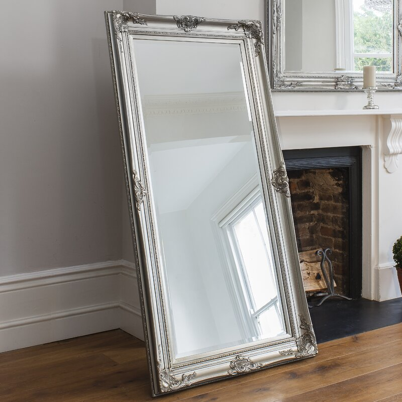 Gallery Harrow Full Length Mirror & Reviews | Wayfair.co.uk