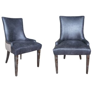Fisher Side Chair (Set Of 2) by Loon Peak Purchase