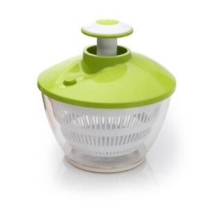 Pump Action Salad Spinner