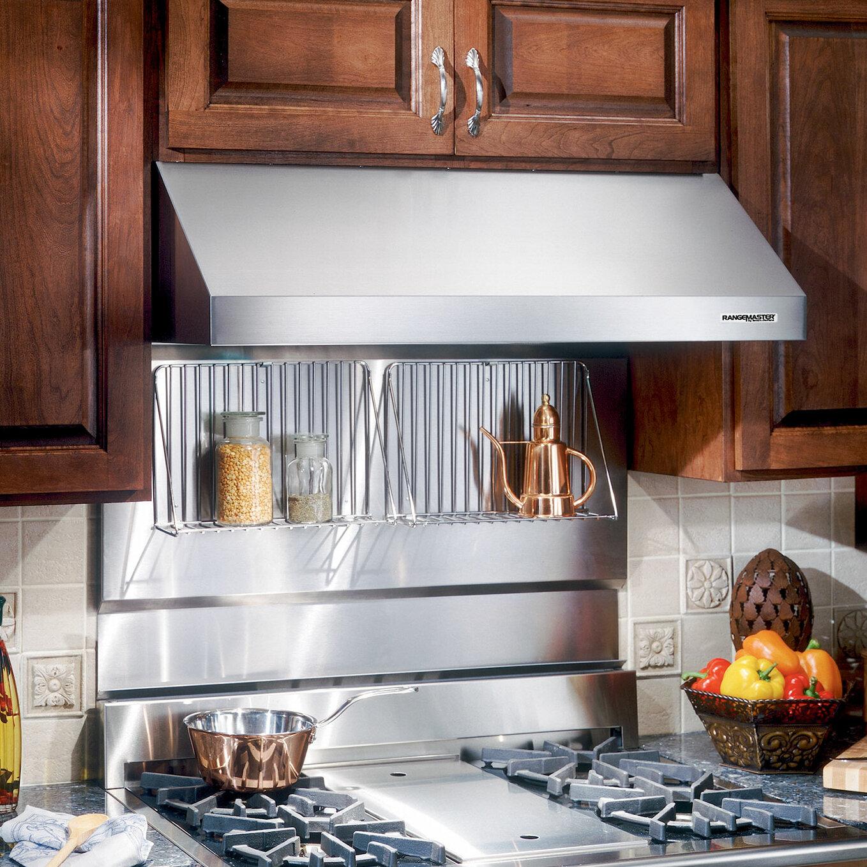 - Broan LLC Series Range Hood Backsplash & Reviews Wayfair