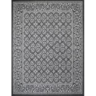 Satterlee Gray Indoor/Outdoor Area Rug