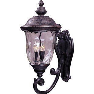 Astoria Grand Islington 3-Light Outdoor Sconce