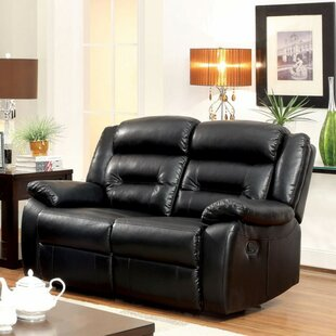 Rittenhouse Motion Leather Reclining Sectional