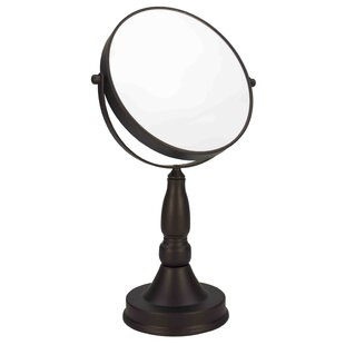 Compare & Buy Double Sided Cosmetic Mirror By Home Basics