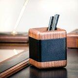 Leather Pencil Cup Holder Wayfair