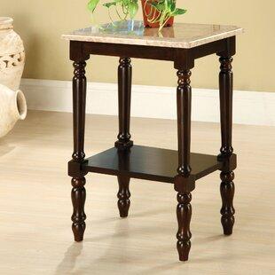 Inexpensive Biddlesden End Table ByAstoria Grand