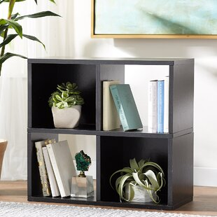 Ebern Designs Kori Quad Cube Unit Bookcase