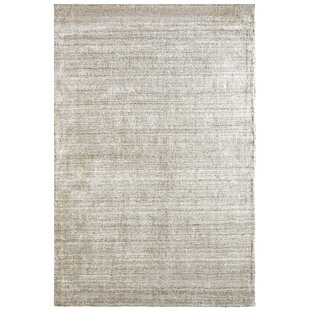 My Wellington Hand Knotted Beige Rug by Obsession