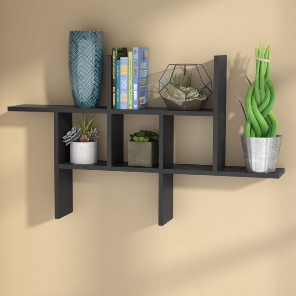 new arrival b0a04 09c0b Pavo Cantilever Wall Shelf