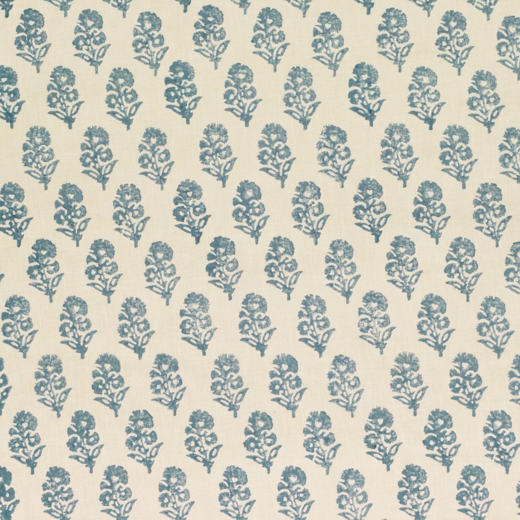 Ralph Lauren Allie Blockprint Fabric Perigold