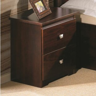 Hopkins 2 Drawer Nightstand