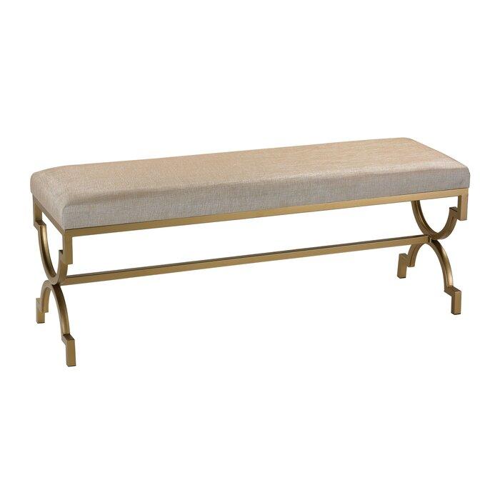 Sensational Zara Metal Bench Evergreenethics Interior Chair Design Evergreenethicsorg