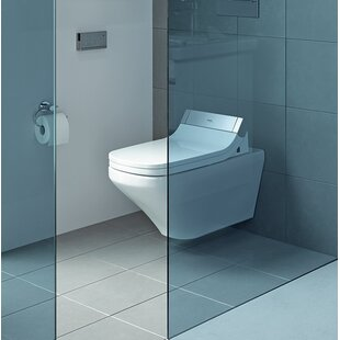 Duravit DuraStyle Dual-Flush Elongated Wall ..