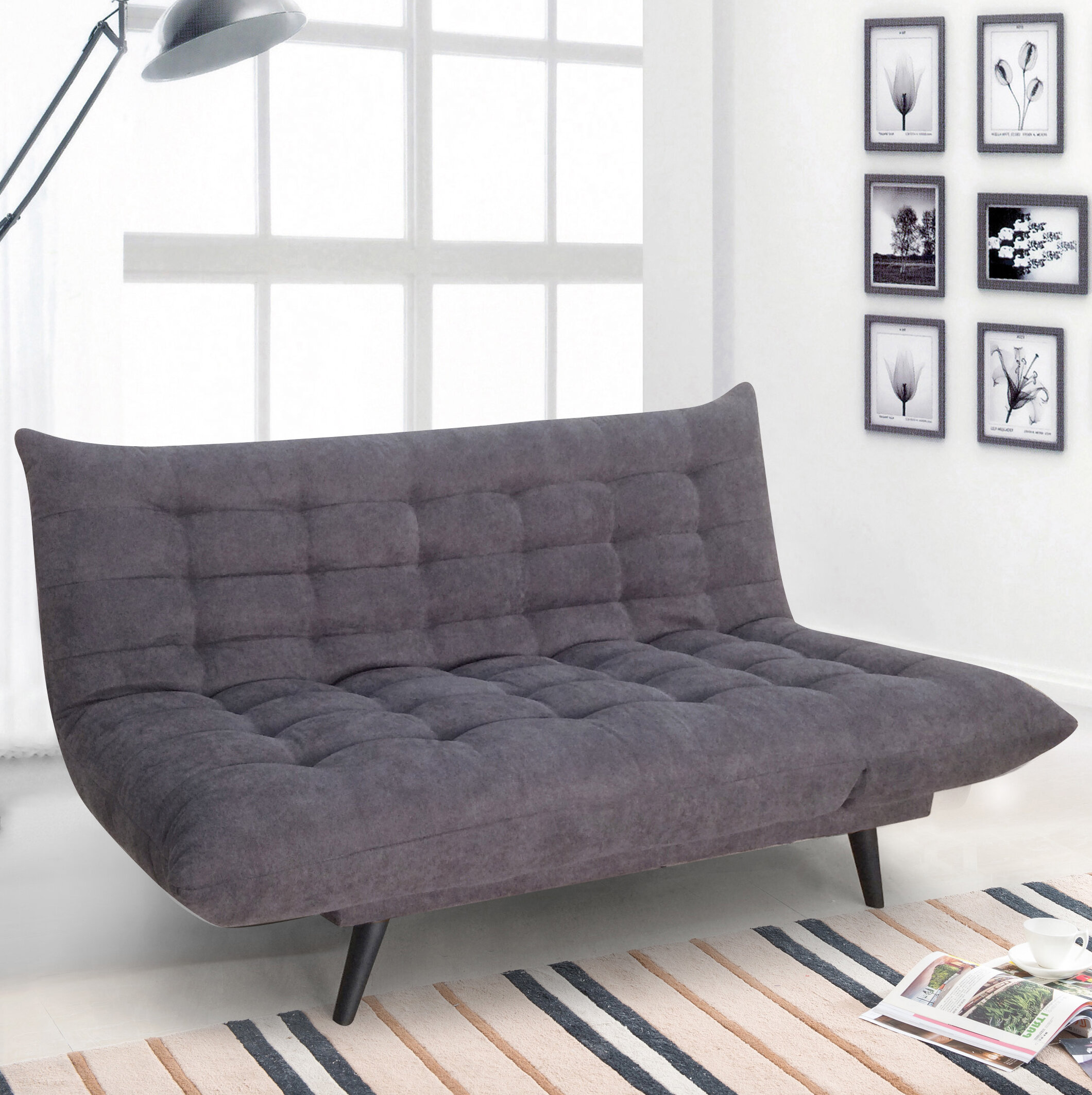 Stalbridge 72 Armless Sofa Bed