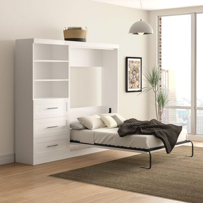 Walley Storage Murphy Bed