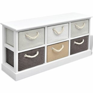 Best Price Camila Storage Bench