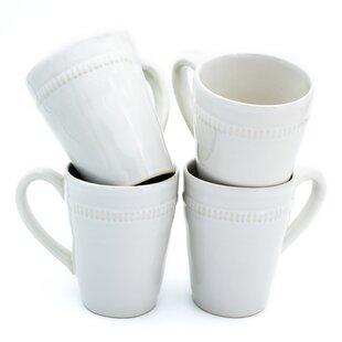 Al Garve 14 Oz. Mug (Set of 4)