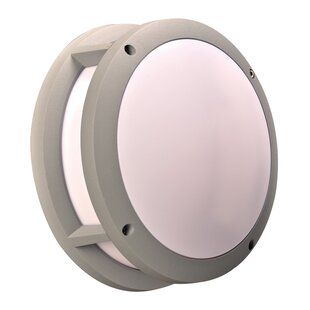 Shopping for Hamel 1-Light Outdoor Flush Mount By Breakwater Bay