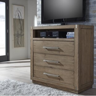 Foundry Select Dakota 3 Drawer Media Chest