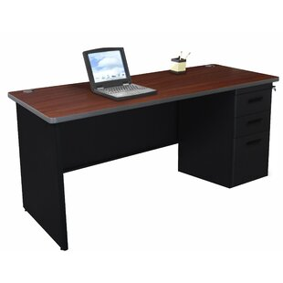 Read Reviews Crivello Computer Desk By Red Barrel Studio