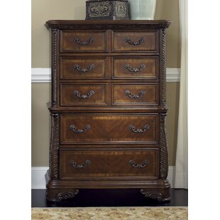 Herlinda 5 Drawer Chest
