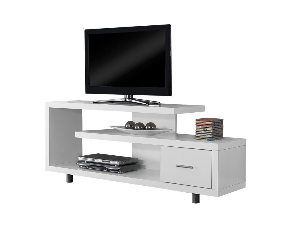 latitude run rundall  tv stand  reviews  wayfair - rundall  tv stand