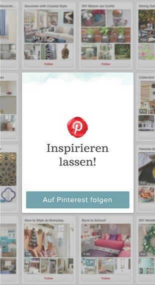 Auf Pinterest folgen