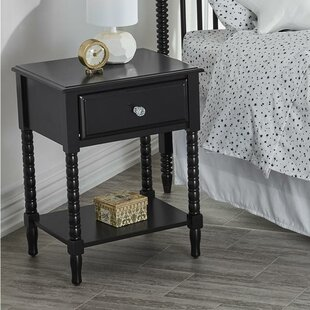 Great choice Rowan Valley Linden 1 Drawer Nightstand by Little Seeds Reviews (2019) & Buyer's Guide