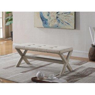 Vanslyke Upholstered Bedroom Bench ByCharlton Home