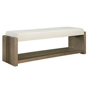 Brayden Studio Dalke Fabric Storage Bench