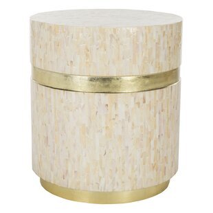 Heide End Table by Mercer41